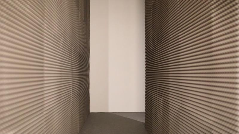 Anri Sala. AS YOU GO (Châteaux en Espagne).