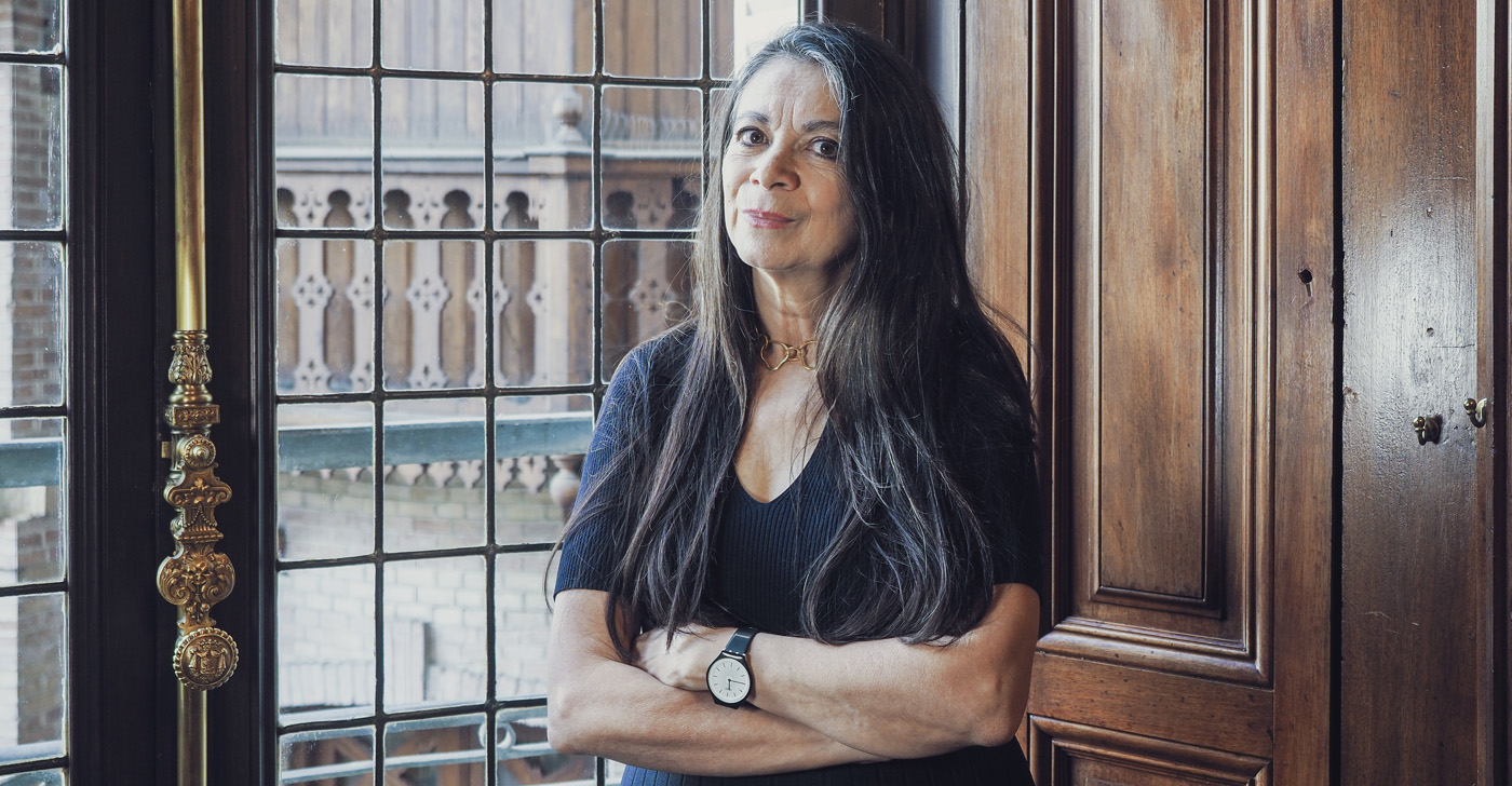 Carmen Boullosa.