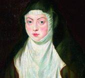 Sor Ana Dorotea de Austria retratada por Pedro Pablo Rubens hacia 1628 / Monasterio de las Descalzas Reales.Sor Ana Dorotea de Austria retratada por Pedro Pablo Rubens hacia 1628 / Monasterio de las Descalzas Reales.