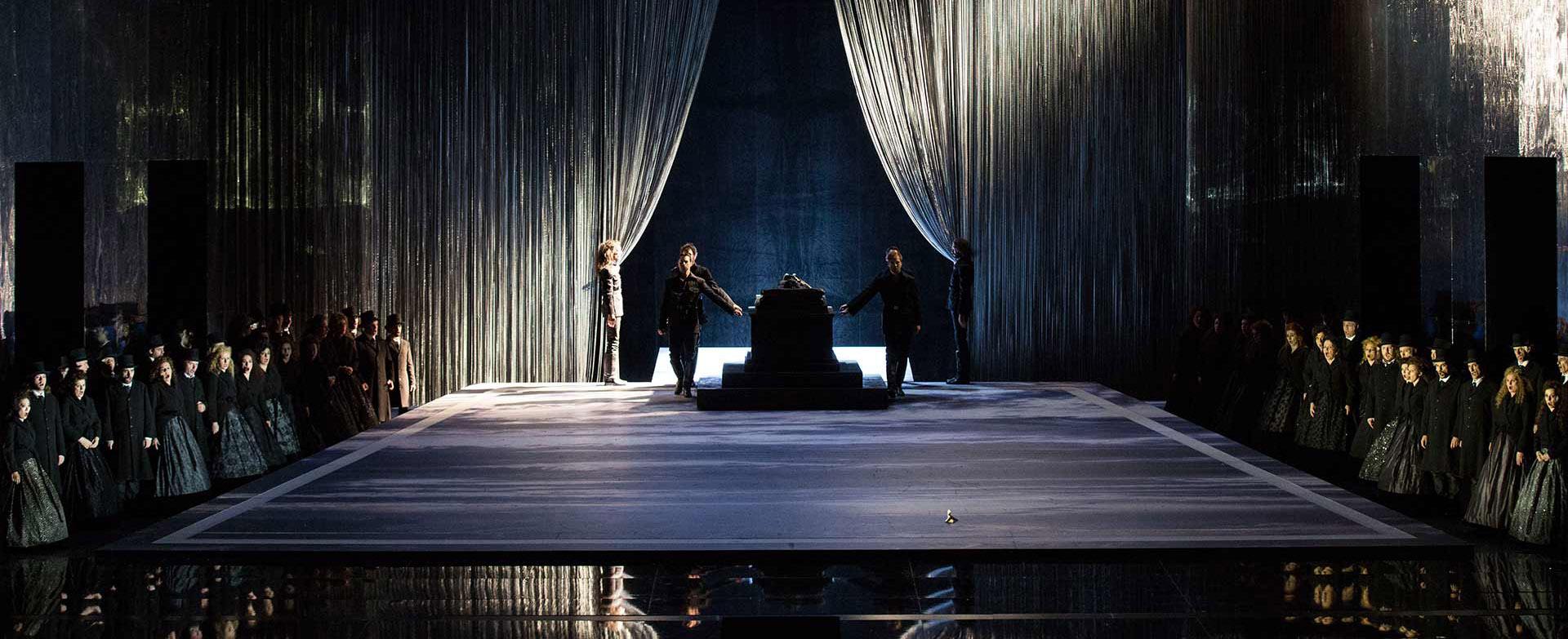Il Pirata. © Brescia e Amisano | Teatro alla Scala.