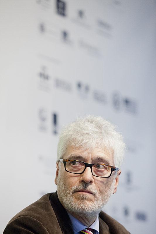 Alberto Fesser.