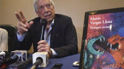 Marío Vargas Llosa.