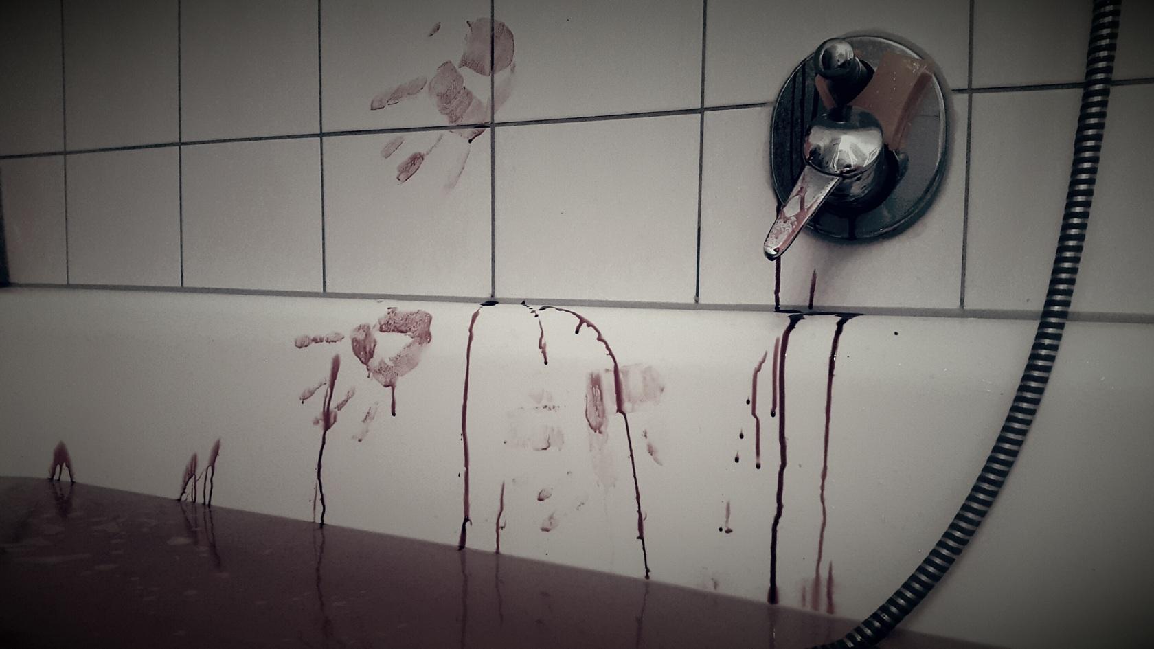 crrimen bañera light-white-red-color-criminal-art-863521-pxhere.com