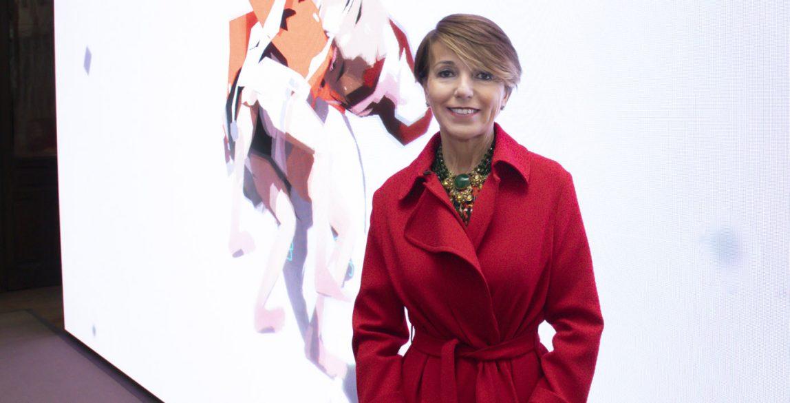 Patrizia Sandretto.