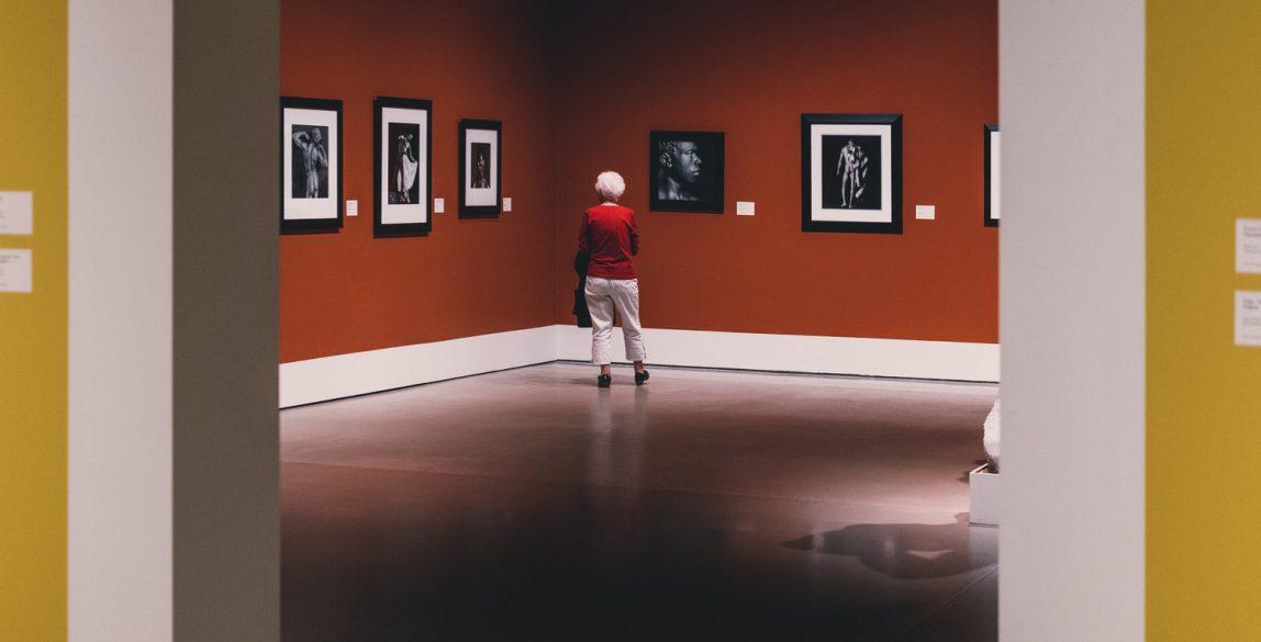 Galería de arte.