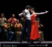 Carmen, Antonio Gades. © Javier del Real / Teatro Real.