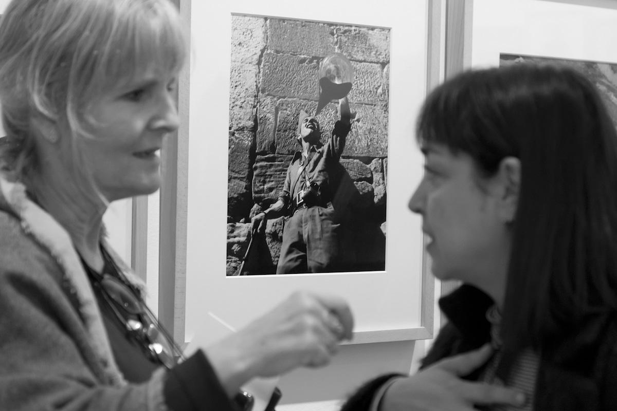 Frente y retaguardia: Mujeres en la Guerra Civil. © Luis Domingo.