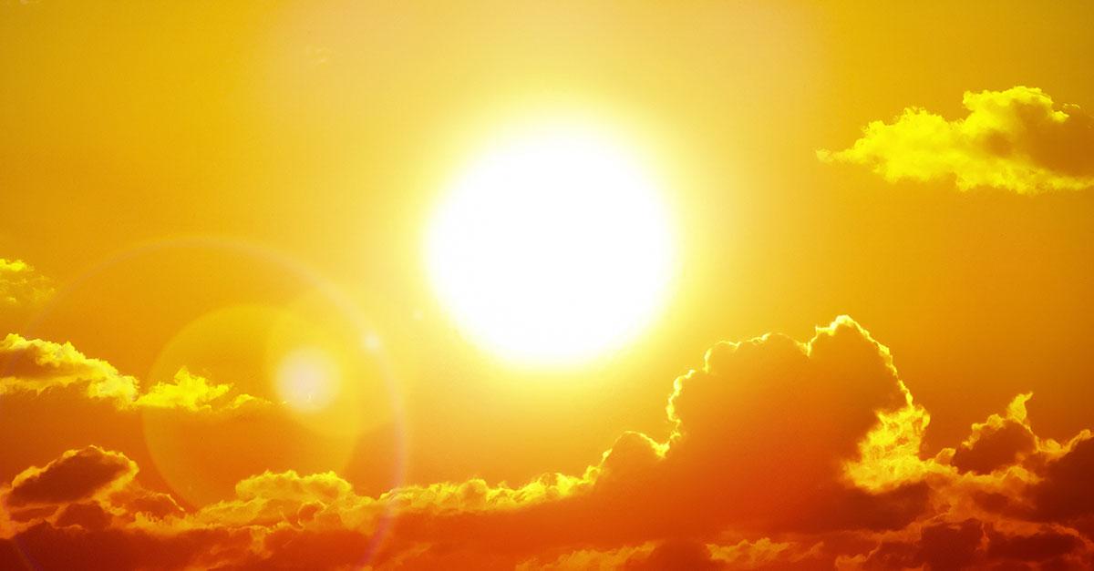 Contemplar, sentir… la luz del sol - hoyesarte.com