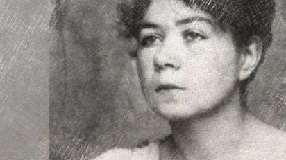 Alfonsina Storni.