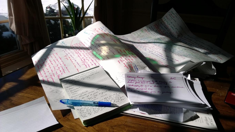 escritura desk-writing-table-book-novel-creative-1336016-pxhere.com