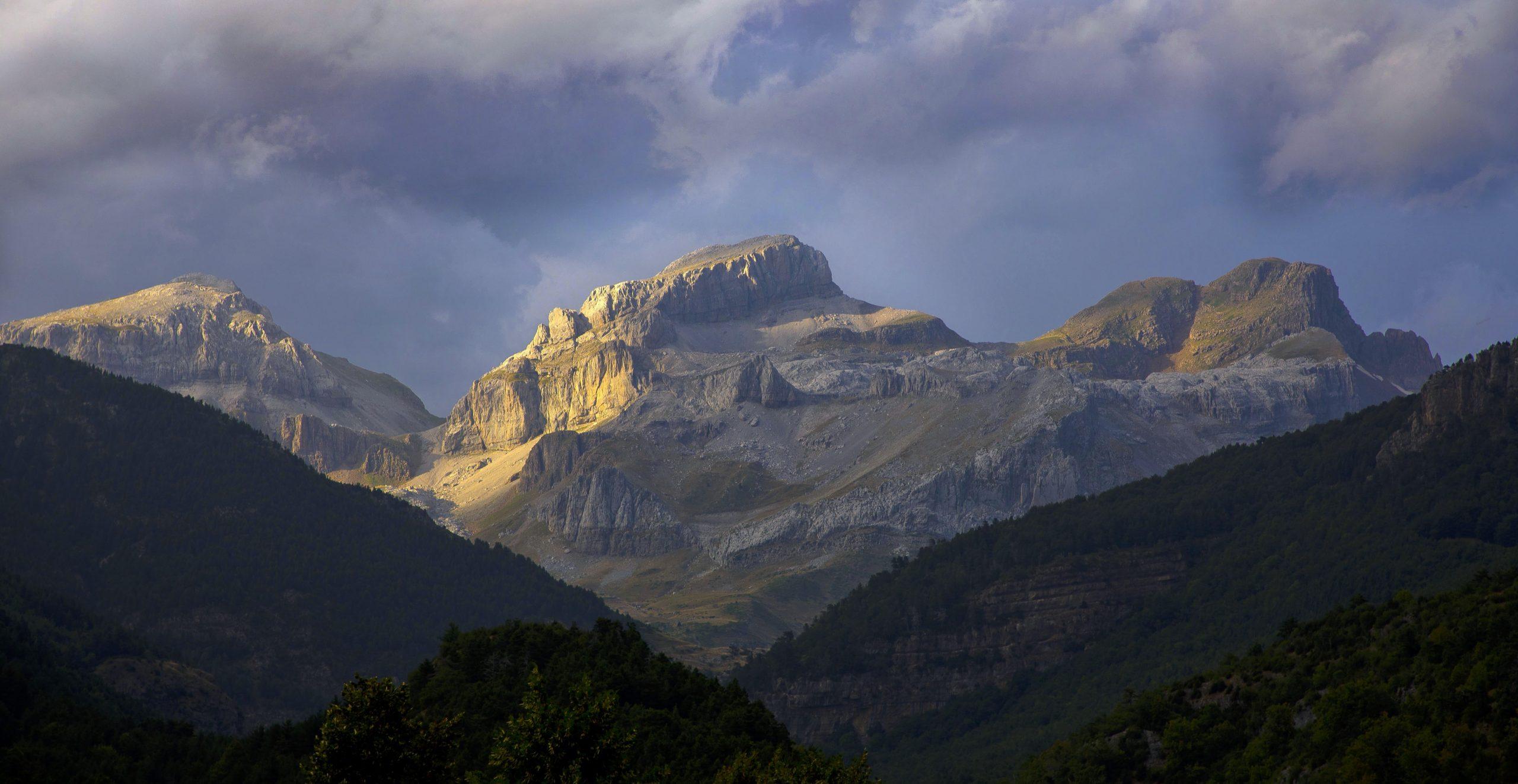 Las montañas de Camille. © Luis Domingo.