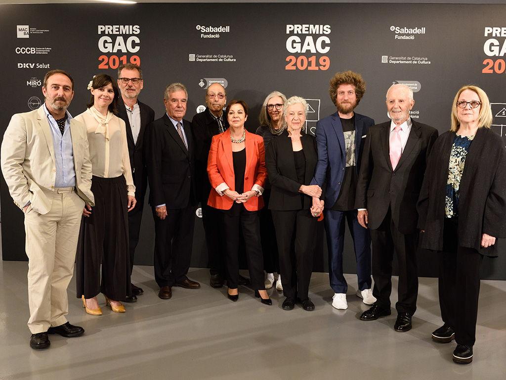 Premios GAC 2019.
