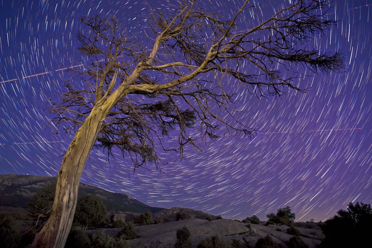 Cuenca alta del río Manzanares. © Luis Domingo.