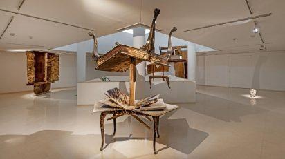 Exposición de Jorge Peris en el IVAM.