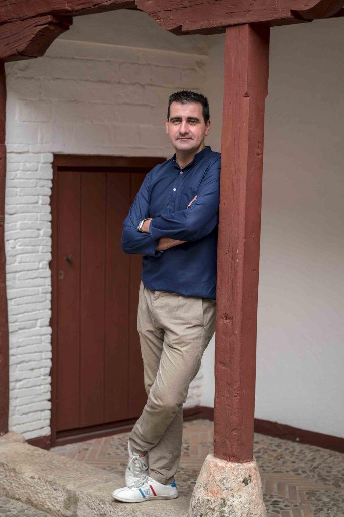Ignacio García. Foto: Enrique Cidoncha.
