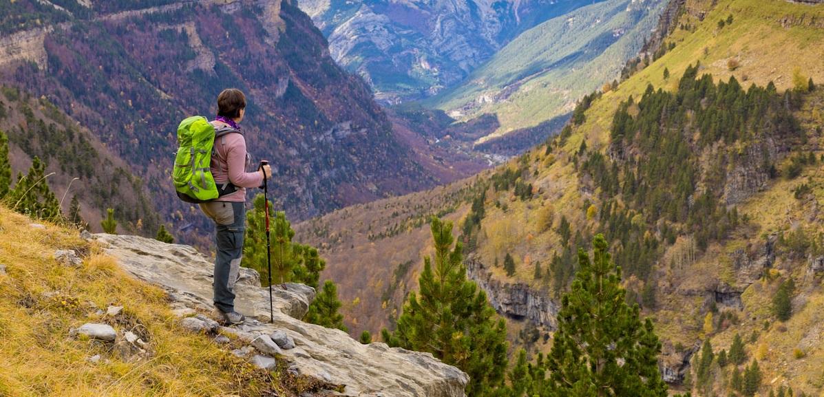 Parque Nacional de Ordesa y Monte Perdido. © Luis Domingo.