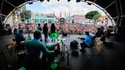 Womad Festival de Las Palmas de Gran Canaria.
