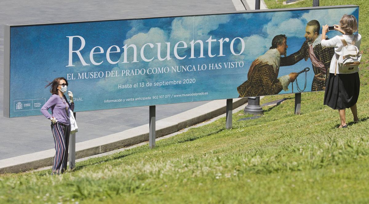 Reencuentro. © Luis Domingo.