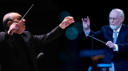 Ennio Morricone y John Williams, Premio Princesa de Asturias de las Artes.