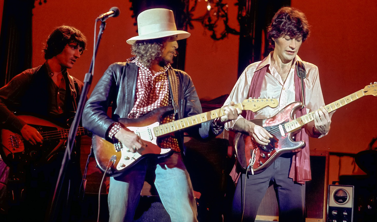 'Last Waltz' in SF, CA 1976.