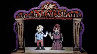 volver al teatro