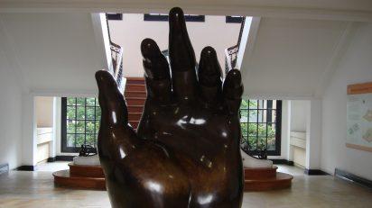 Jorge Láscar. Museo Botero. Bogotá.