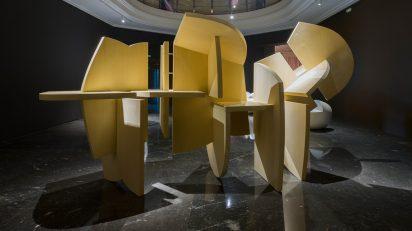 'Mente / Materia', una exposición del escultor Silverio Rivas.