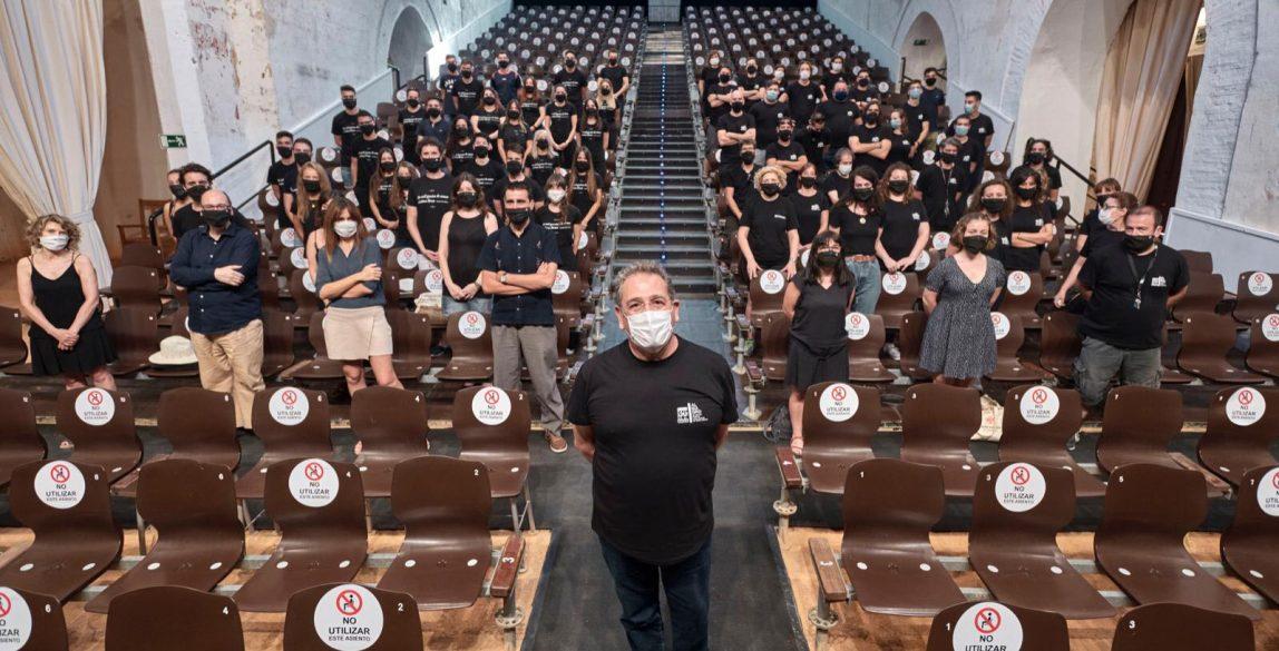 Equipo del 43 Festival Internacional de Teatro Clásico de Almagro.