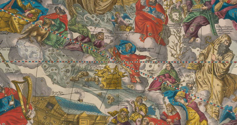 Astronomicum Caesareum.Astronomicum Caesareum.