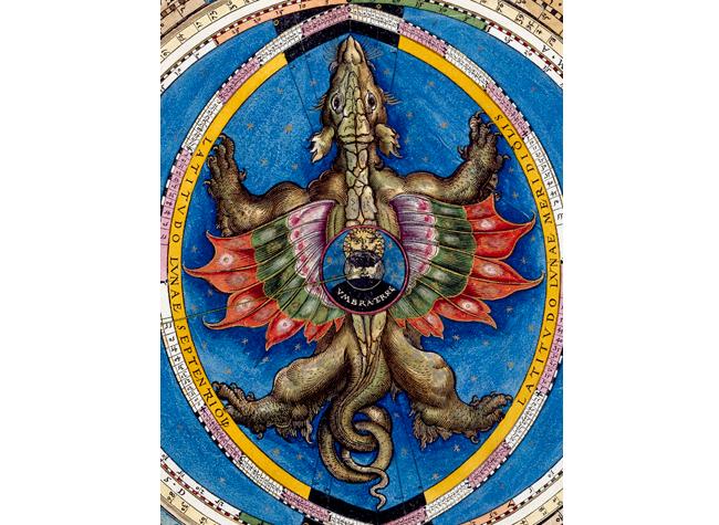 Astronomicum Caesareum. Signatura BNE: R/1608.
