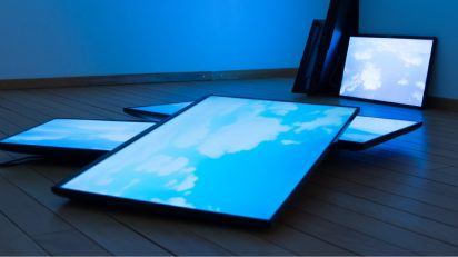 'Wolkenbilder', Sali Muller.