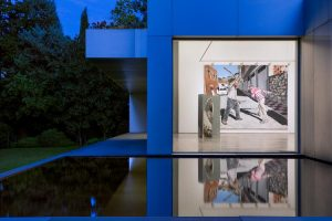 Exposición de Santiago Ydáñez en la Galería Javier López y Fer Francés de Madrid.