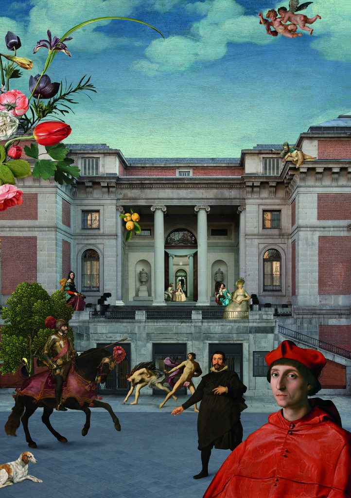 Reencuentro. Foto © Museo Nacional del Prado.