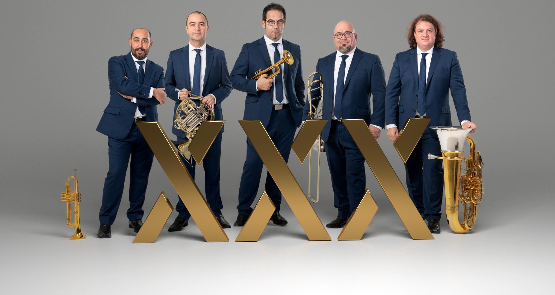 Spanish Brass.