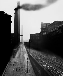 Bill Brandt. Halifax; «Hail Hell i Halifax», 1937. Bill Brandt Archive. © Bill Brandt / Bill Brandt Archive Ltd.