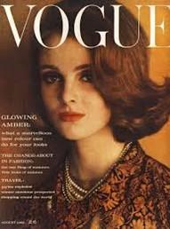 Primera portada de Coddington para el 'Vogue' británico.