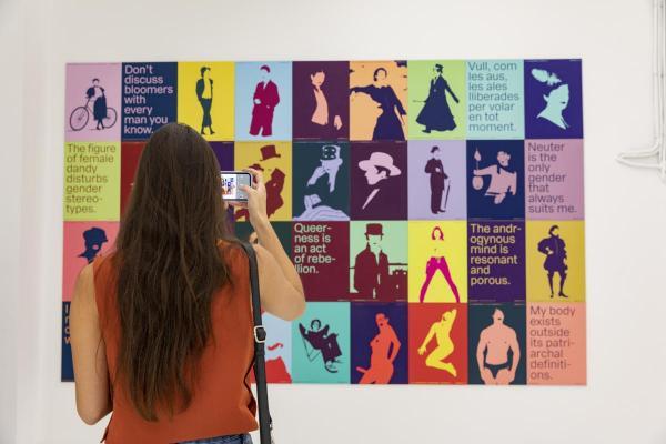 María María Acha-Kutscher, Herstorymuseum. Permission de Travestment, 2020.