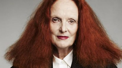 Grace Coddington. Turner.