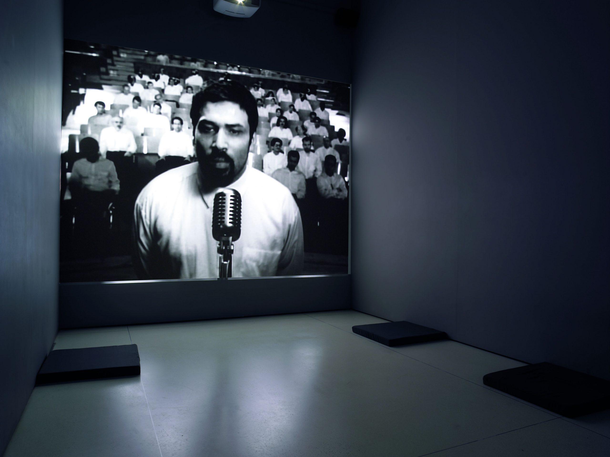 'Poètiques de l'Emoció' al Caixaforum Girona. Pere Duran / Nord Media.