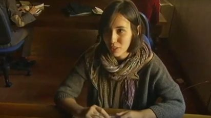 Yaiza Berrocal. Foto: YouTube.