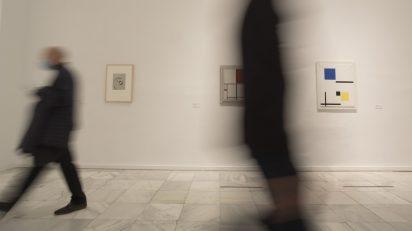 'Mondrian y De Stijl'. © Luis Domingo.
