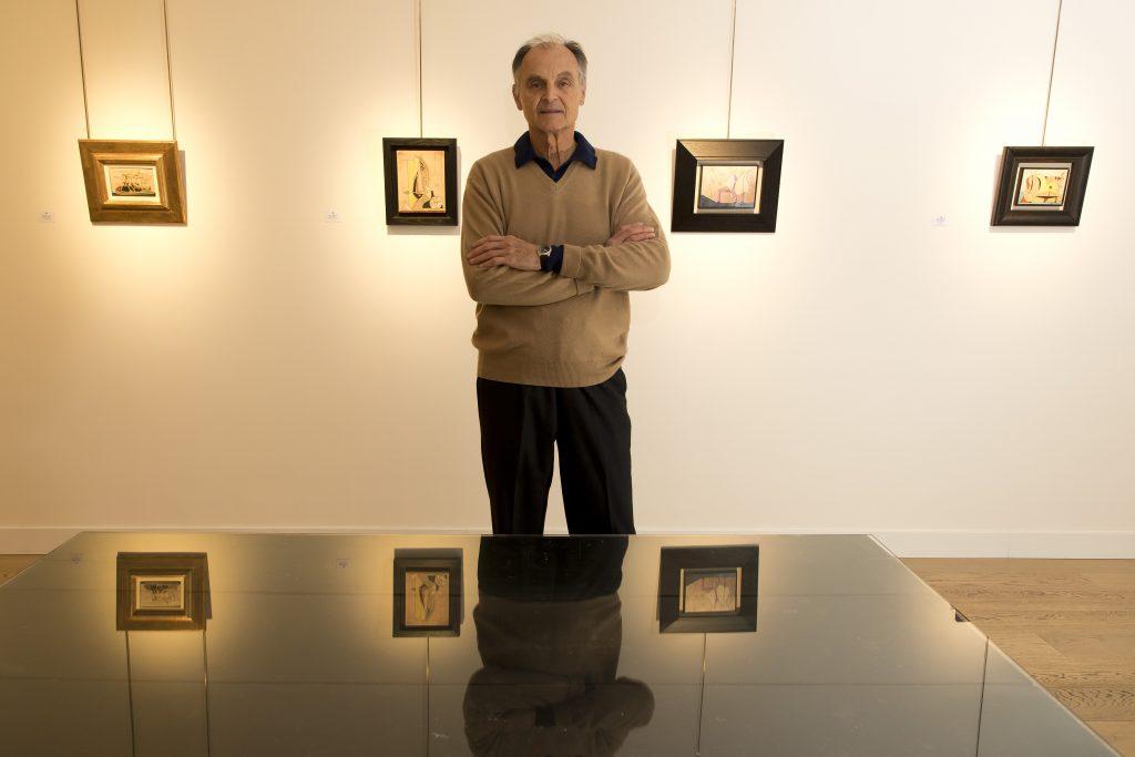 Guillermo de Osma. © Luis Domingo.