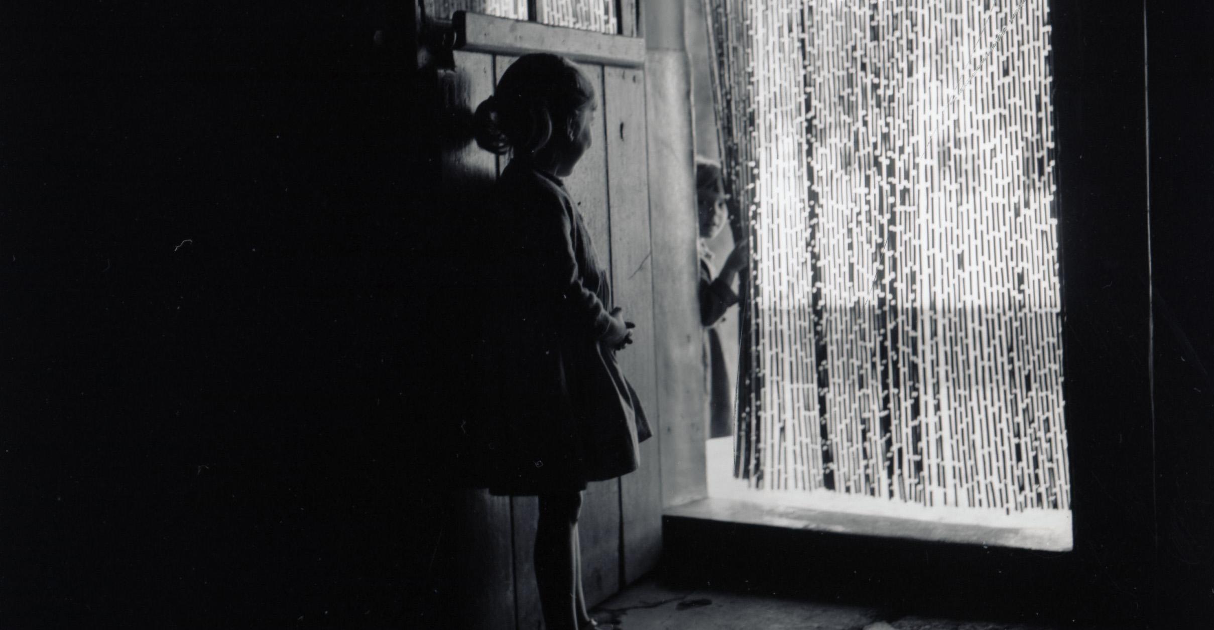 Escalona, Toledo, 1957. Fondo fotográfico de Vicente NietoCanedo.