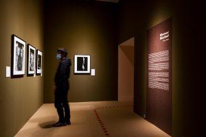'Magnum. El cuerpo observado'. © Fundación Canal.