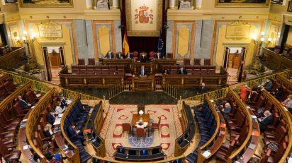 El ministro de Cultura y Deporte, José Manuel Rodríguez Uribes, explica en el Congreso las partidas dedicadas a Cultura y Deporte en el proyecto de Presupuestos Generales del Estado 2021.