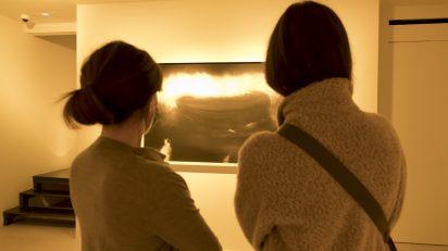 Angelika Markul. 'Deadly charm of snakes', exposición en la Galería Albarrán Bourdais. © Luis Domingo.