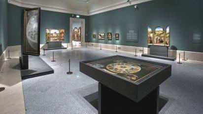 Nueva instalación sala 56A. Foto © Museo Nacional del Prado.