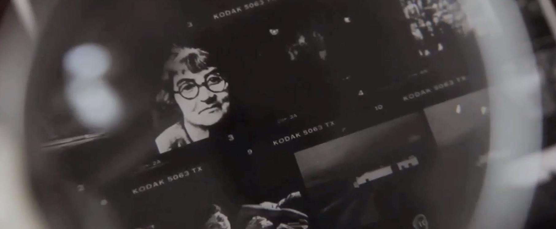 Fotograma de 'Rue du Depart 26. Érase una vez París', de Gloria Crespo, que reivindica la trayectoria y méritos de Blanchard.