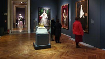 La otra Corte. Mujeres de la Casa de Austria en los monasterios reales de Las Descalzas y La Encarnación.