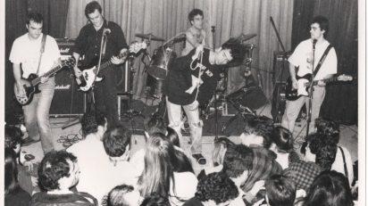 Protones en la sala El Sol (29 de enero de 1994).